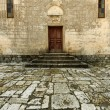 Athos monastery. New Athos, Abkhazia — Stock Photo