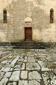 Athos monastery. New Athos, Abkhazia — Stock Photo