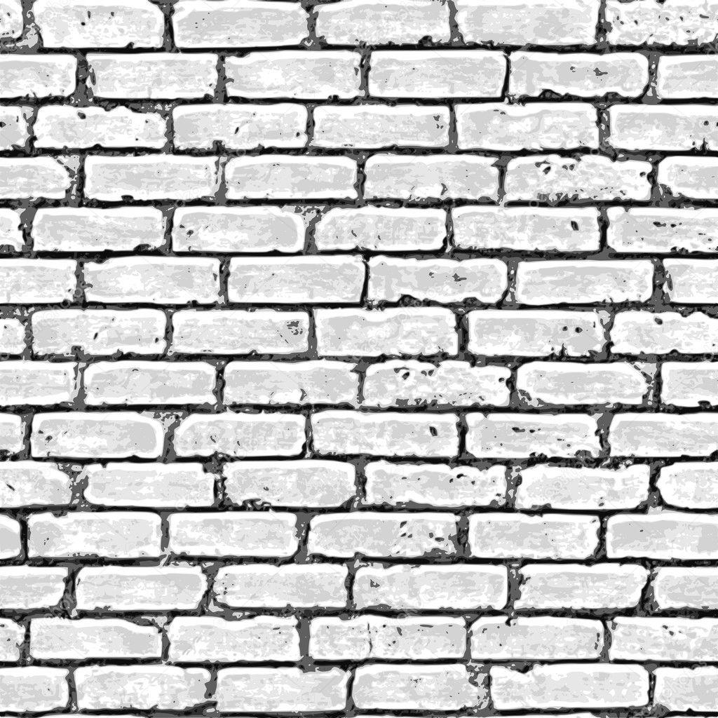Brick wall seamless pattern stock vector gruffi 30715373 - Brick wall patterns designs ...