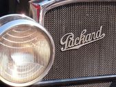 Old Packard Logo — Stock fotografie