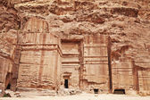 Petra. Jordan — Stock Photo