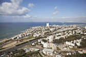 Panorama Haifa, Israel. — Stock Photo