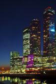 莫斯科商务中心 — 图库照片