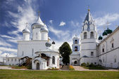 Pereslavl zalessky. Klasztor Nikitskiego. Rosja — Zdjęcie stockowe