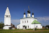 Alexandrovsky monastery in Suzdal. Russia — Stock Photo