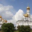 Panorama Of The Moscow Kremlin — Stock Photo