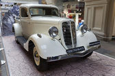 Exhibition of the Soviet retro cars in Moscow — Foto de Stock