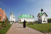 Spassky monastery. Murom — Stock Photo