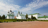 Panorama of the Saviour monastery in Murom. Russia — Zdjęcie stockowe