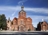 The Church of Archangel Michael in Vladimir — Stock Photo