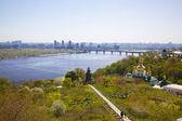 Panorama of Kiev.  Ukraine — Foto Stock