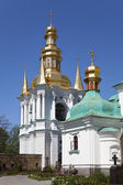 Kievo-Pecherskaya Lavra. Kiev — Stock Photo