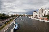 Moscow panorama — Stock Photo