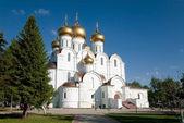 Russia, Dormition Cathedral,Yaroslavl — Stock Photo