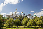 Architectural Ensemble of the Trinity Sergius Lavra in Sergiev Posad — Stock Photo