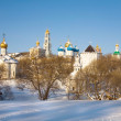 Постер, плакат: Architectural Ensemble of the Trinity Sergius Lavra in Sergiev Posad