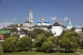 Architectural Ensemble of the Trinity Sergius Lavra in Sergiev Posad — Stock Photo