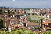 Panorama van florence — Stockfoto