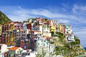 Manarola, la spezia, italie — Stockfoto