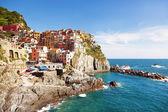 Manarola, la spezia, Italy — Stock Photo