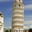 The leaning tower in Pisa. Italy — Stock Photo #48091945