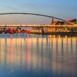 High Bridge in Maastricht, Netherlands — Stock Photo #23666707