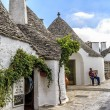 Alberobello Italy Trulli Village - Stock Photo