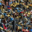Stock Photo: Lovelocks