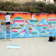 Sliema Street Art Festival — Stock Photo
