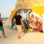Sliema Street Art Festival — Stock Photo