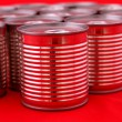 Cans — Stock Photo #27975105