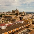 Panorama of Palma de Mallorca — Stock Photo