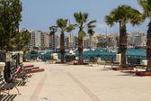 Panorama of Sliema, Malta — Stock Photo
