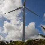 turbiny wiatrowe wiatrowe — Zdjęcie stockowe #23708261