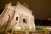La fontaine de l'Acqua Paola à Rome — Photo
