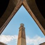 Lamberti Tower, Verona, Italy — Stock Photo #40716675