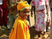 People and faces of ethiopia — Foto Stock