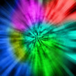 Colorful Aura — Foto de Stock