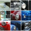 Vintage cars — Stock Photo