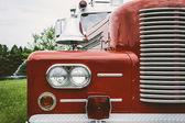 Vintage aparatos extintores de fuego — Foto de Stock