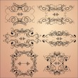 Vintage - Stock Vector