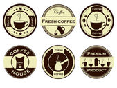 Coffee — Vetorial Stock