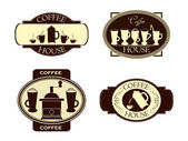 Coffee — Vector de stock