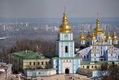 St. Michael's Cathedral in Kiev — Stock Photo
