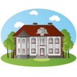 Sweet home — Stock Vector #48609163