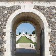 Stock Photo: Tyne Cot Cemetary