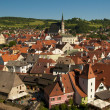 Czech Republic. Cesky Krumlov. — Stock Photo