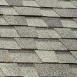 Brand New Roof Shingles — Stock Photo
