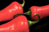 Pikantne papryki czerwonej — Zdjęcie stockowe