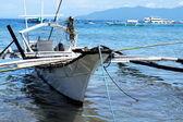 Tropical Boats — Stock Photo